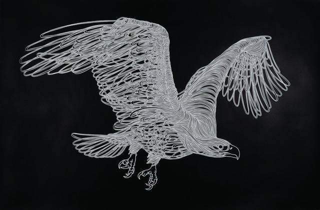 , 'White eagle,' 2016, Victor Lope Arte Contemporaneo