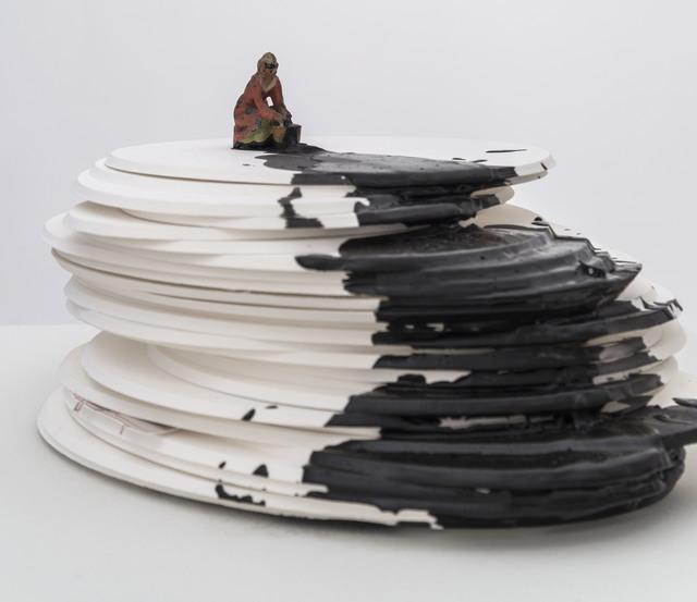 , 'Indident,' 2017, Johannes Vogt Gallery