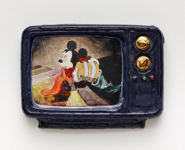 , 'Mickey Mouse Fantasia #2,' 2017, Diane Rosenstein
