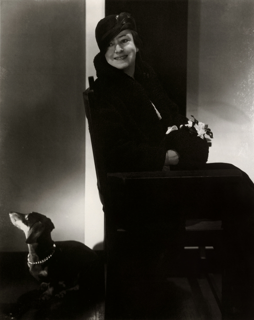 , 'Dorothy Parker,' 1931, Gallery 270