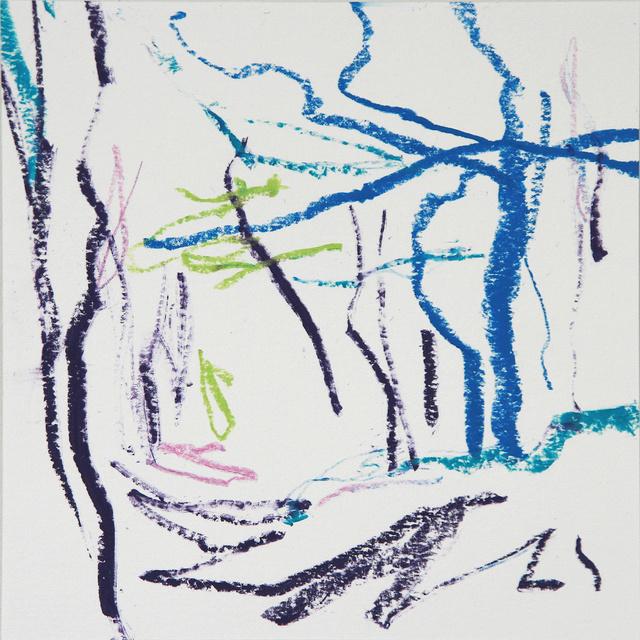 Guido Zehetbauer-Salzer, 'WienerWaldWeg2', 2016, Galerie Reinhold Maas
