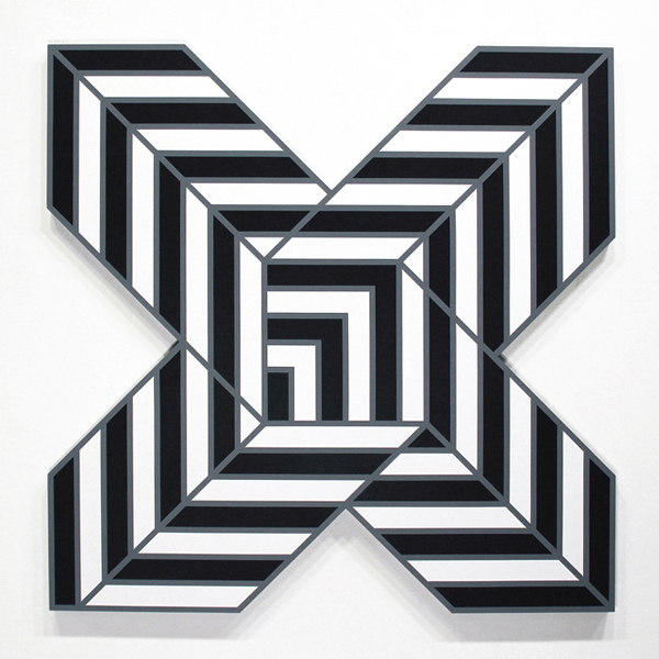 , 'X 1,' 2012, Jonathan LeVine Projects