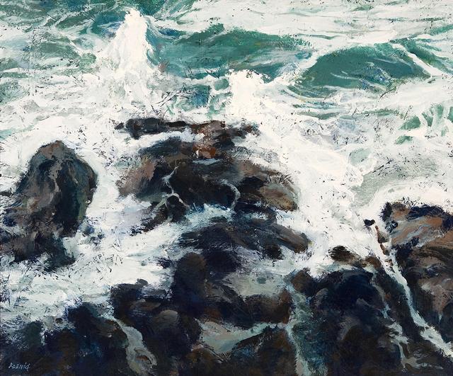 , 'Breaking Sea,' , Dowling Walsh