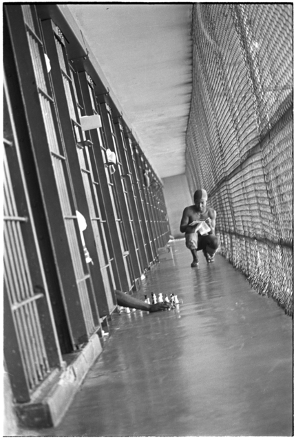 Keith Calhoun, '24 Hour Lockdown', 1981, Prospect New Orleans