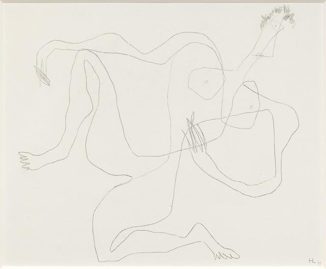 , 'Nu allongé,' 1945, DICKINSON