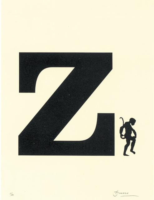 Joan Brossa, 'Poema visual 6', 1989, Kunzt Gallery