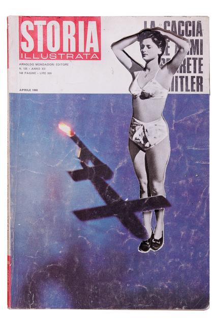 , 'Uncover - Storia Illustrata Aprile 1968,' 2013, In Situ - Fabienne Leclerc