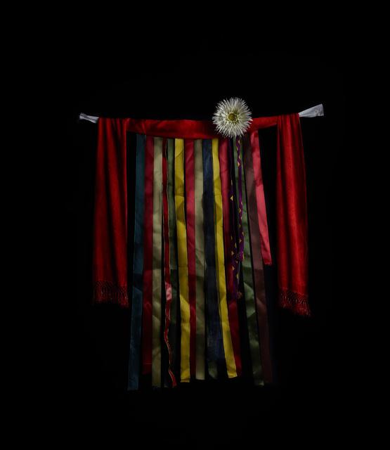 , 'Static Threads #141053,' 2014, MIYAKO YOSHINAGA