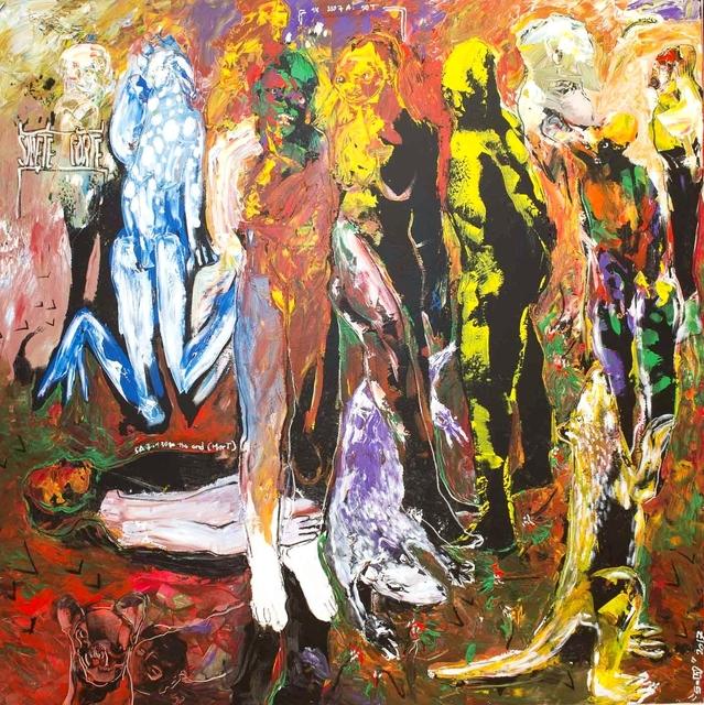 , 'Des Hommes et Des Vies III ,' 2017, Sulger Buel Gallery