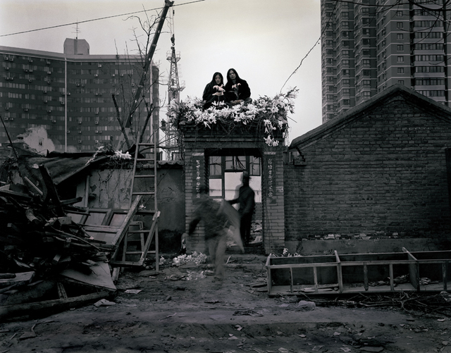 , '六里屯 Liulitun, Beijing 2003 No. 1,' 2003, Three Shadows +3 gallery