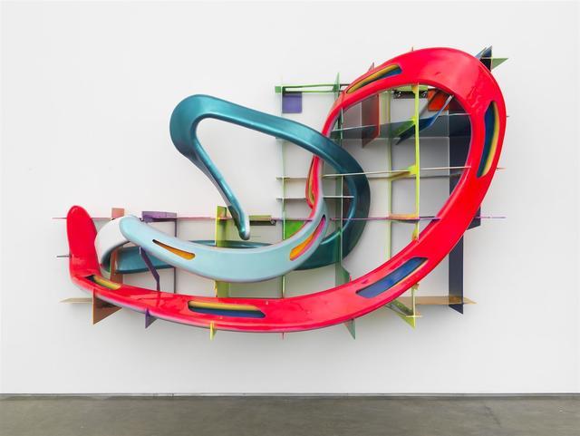 , 'Leeuwarden II,' 2017, Marianne Boesky Gallery