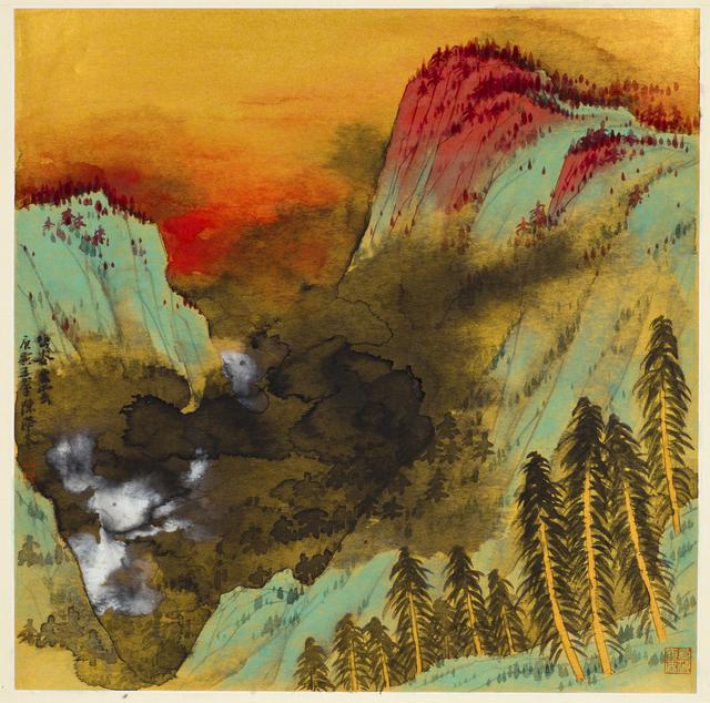 , '幽谷出云 ,' 2010, YuShan Tang Gallery