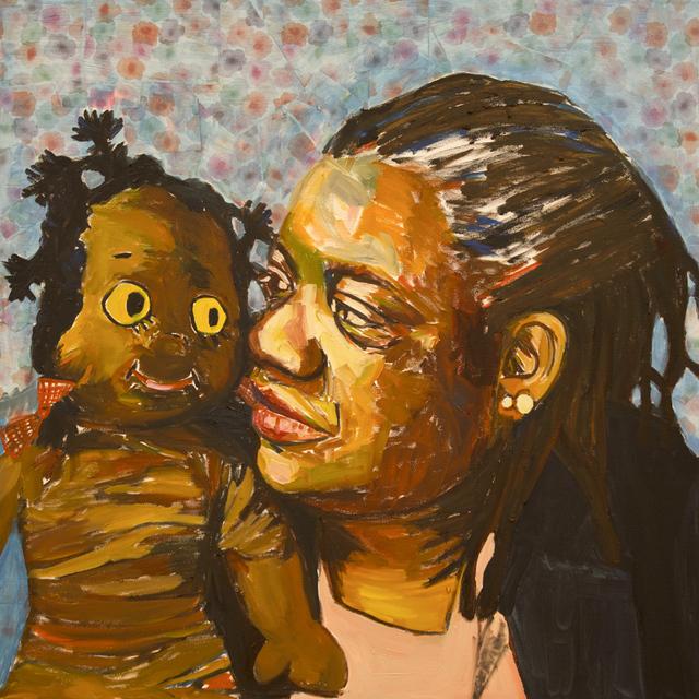 , 'Telling Secrets,' 2016, C. Grimaldis Gallery