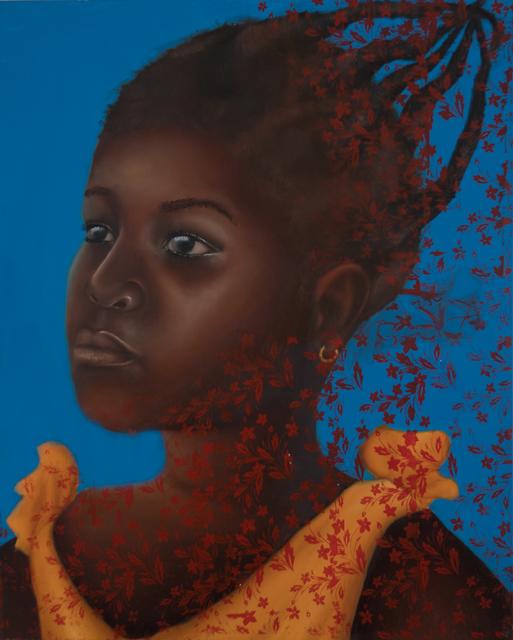 Solomon Adufah, 'Question Me Not', 2018, Galerie Frank Pages