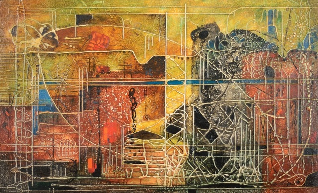 , 'Altitude 2000, Departure,' 1946, Caldwell Gallery Hudson