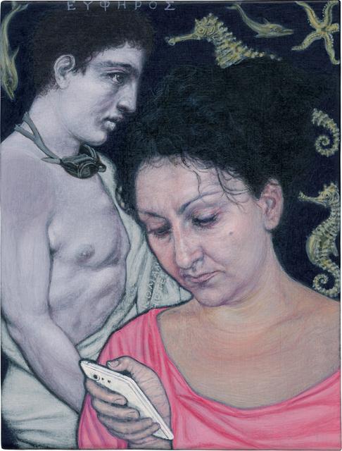 , 'Eupheros,' 2015, Kalfayan Galleries