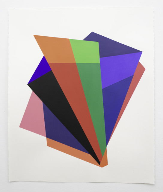, 'Recording Time,' 2018, Elizabeth Houston Gallery