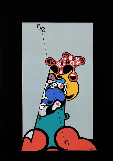 Oswald Aulestia, 'EL PENSADOR', 2004, Gallery Art