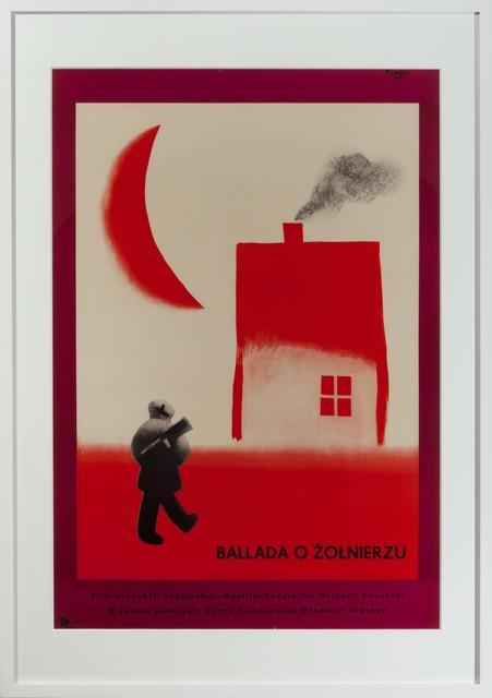 Wojciech Fangor, 'Ballada o zolnierzu', 1959, GNYP Gallery