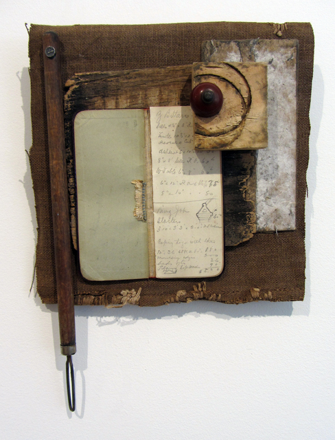 , 'A Few Small Repairs I: A Book Worth Reading,' 2017, Carter Burden Gallery