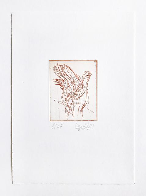 Georg Baselitz, 'Hand', 2001, MLTPL