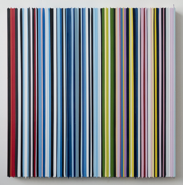 , 'Untitled (M.R.),' 2018-2019, Hans Alf Gallery