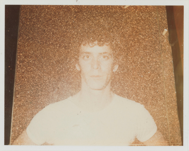, 'Untitled (Double-exposure - Lou Reed),' ca. 1971-1973, Gagosian