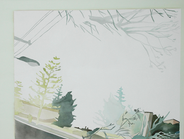 , 'Weisses Blatt,' 2012, Susan Eley Fine Art