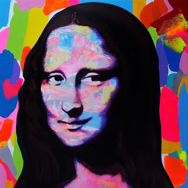 Jack Graves III, 'Mona Lisa Icon II', 2019, Graves International Art