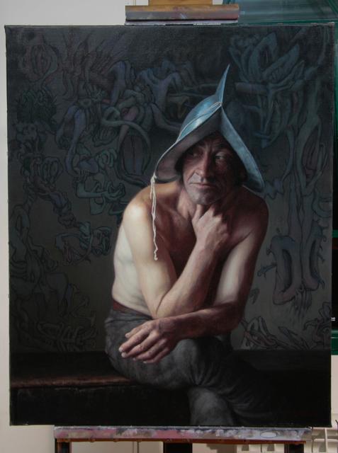 PABLO SANTIBÁÑEZ SERVAT, 'Soldier', 2018, GALERIE BENJAMIN ECK