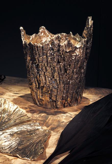 , 'Vase 'Bark Lightning' III,' 2015, David Gill Gallery