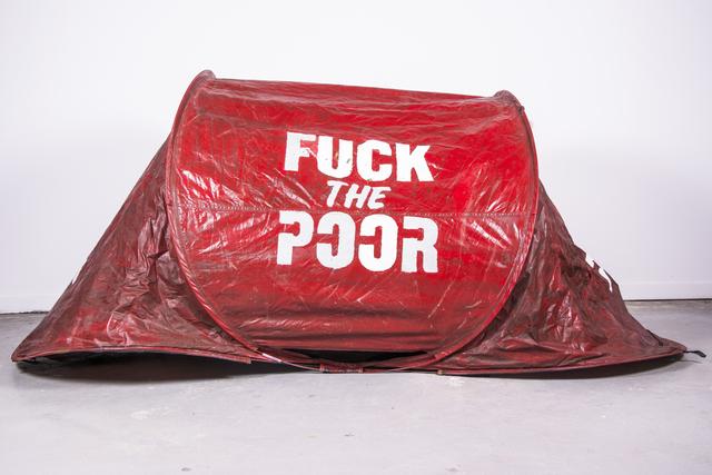 , 'FTP Tent,' 2013, Hans & Fritz Contemporary