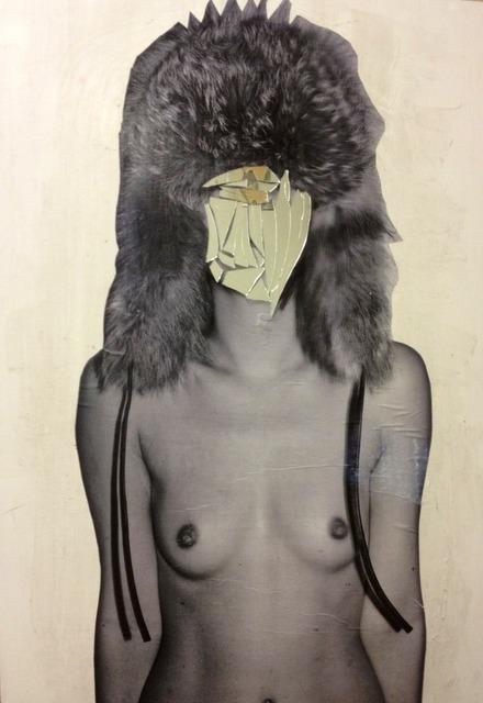 Vincent Edmond Louis, 'You are', 2012, Galerie Frank Pages