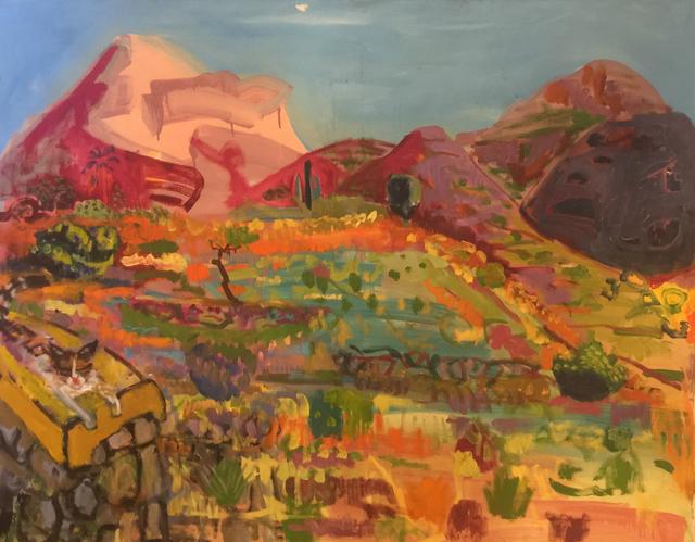 Armando Seijo, 'Oasis en el Desierto', 2018, Galería Arteconsult