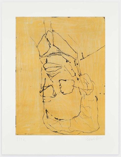 , 'Rothko II (Yellow),' 2018, Alan Cristea Gallery