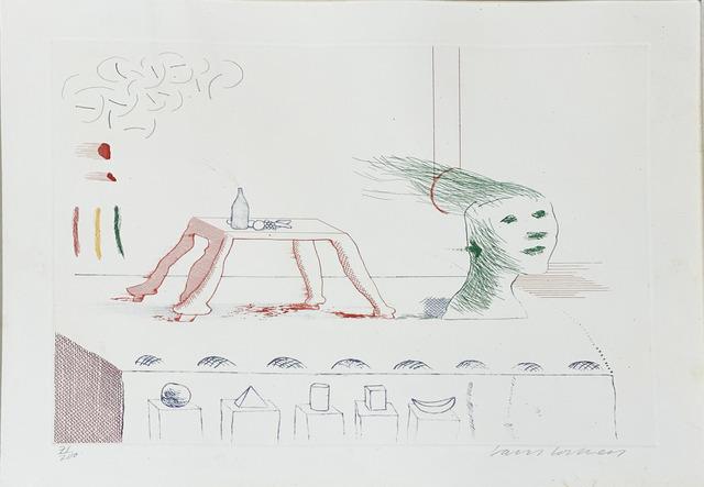 David Hockney, 'Moving Still Life ', 1976-1977, Fairhead Fine Art Limited