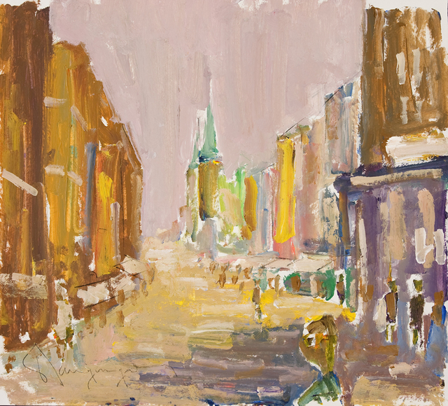 , 'Madrid,' , Eisele Fine Art