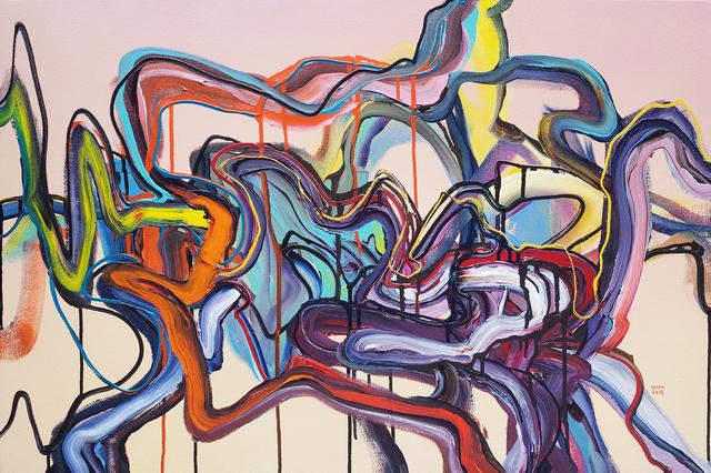 , 'Maybejusteitheror_3,' 2018, Di Legno Gallery