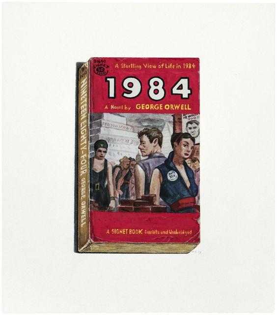Richard Baker, '1984', 2018, Arthur Roger Gallery