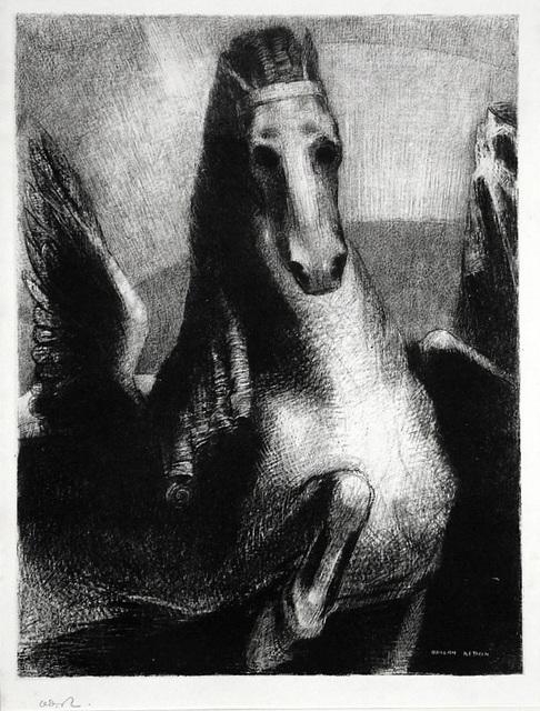 , 'L'Aile,' 1893, Harris Schrank Fine Prints