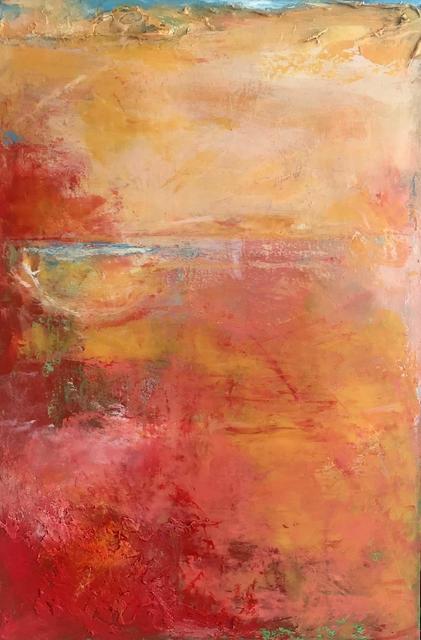 , 'Mandarin,' 2018, Ginger Fox Gallery