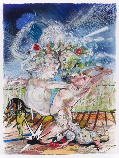 , 'Woman I,' 2015, Rhona Hoffman Gallery