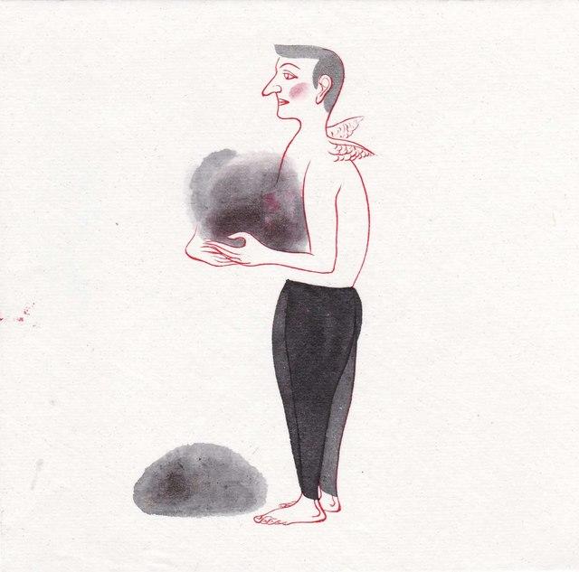 , 'Man 2,' 2013, Galerie Mirchandani + Steinruecke