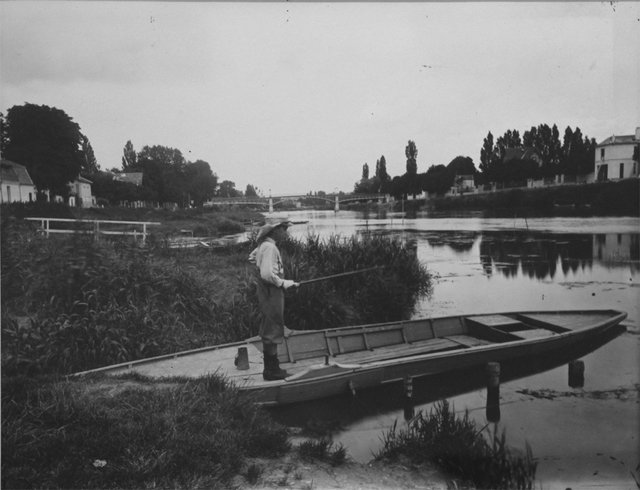, 'Untitled (On the Marne),' ca. 1950, ClampArt