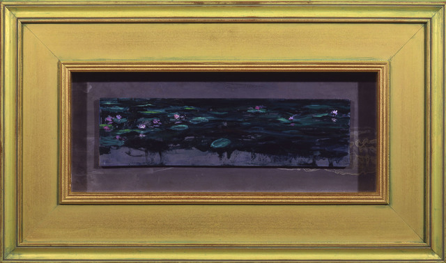 , 'Toxic Run-Off: Water Lilies,' 1999, Nohra Haime Gallery