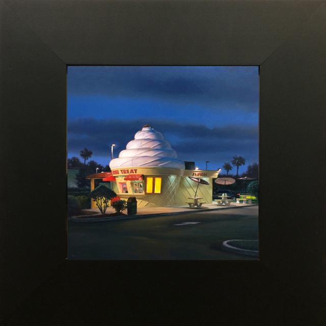 , 'Twistee Treat,' 2017, ARCADIA CONTEMPORARY