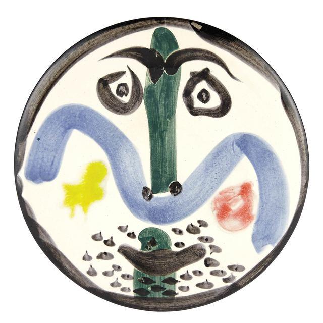 Pablo Picasso, 'VISAGE NO. 130 (A.R. 479)', 1963, Doyle