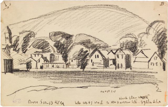 , 'DOVER,' 1913, Jerald Melberg Gallery