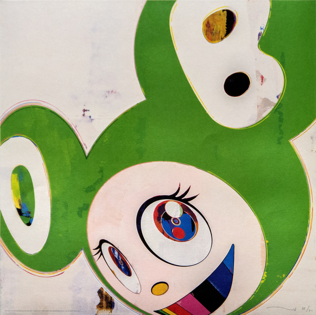 Takashi Murakami, 'And Then, and then, and then, and then/Green Truth', 2006, Heather James Gallery Auction