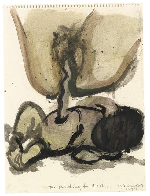 , 'The Binding Factor,' 1990, Mind Set Art Center